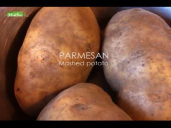 Parmesan Mashed Potato