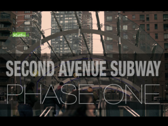 Second Ave Subway – phase I – 2017