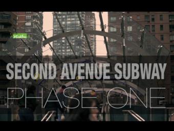 Second Ave Subway – phase I – 2017