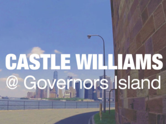 Castle Williams @ Governors Island