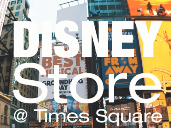Disney Store @ Times Square