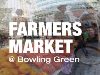 Farmers Market @ Bowling Green [ greenmarkets ]