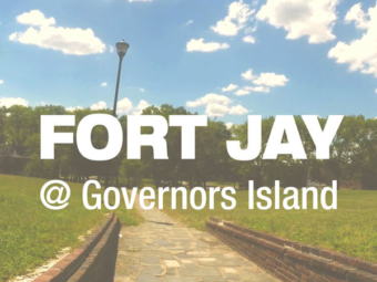 Fort Jay @ Governors Island
