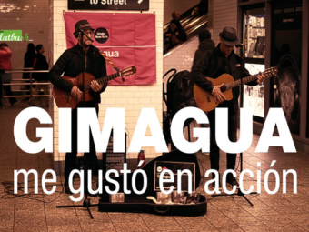 GIMAGUA @ Times Square