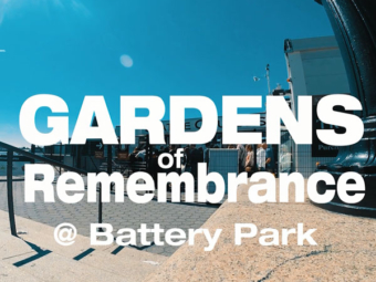 Garden of Remembrance @ The Battery
