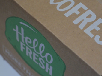Hello Fresh – Delivered To You