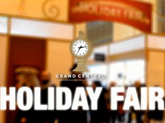 Holiday Fair @ Grand Central