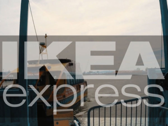 IKEA express – New York City waterway for free