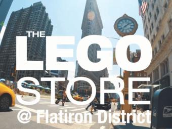 LEGO Store @ Flatiron District