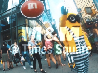 M&M World @ Times Square