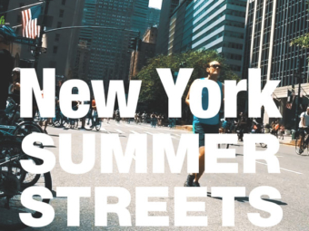 New York Summer Streets @ 8th Ave