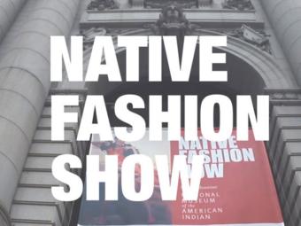 Native Fashion Show