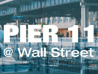 Pier 11 @ Wall Street