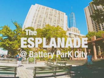 The Esplanade @ Battery Park City
