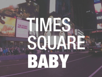 Times Square Baby