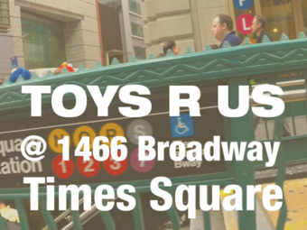 TOYS R US @ 1466 Broadway & 42nd St by Times Square
